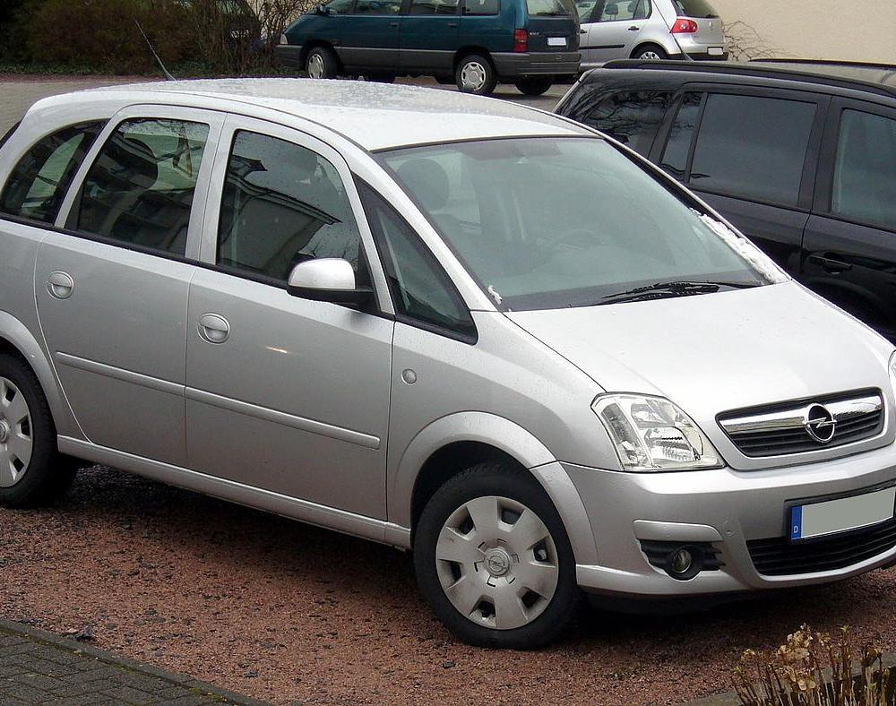 File:Opel Meriva 1.6 Facelift.JPG - Wikimedia Commons