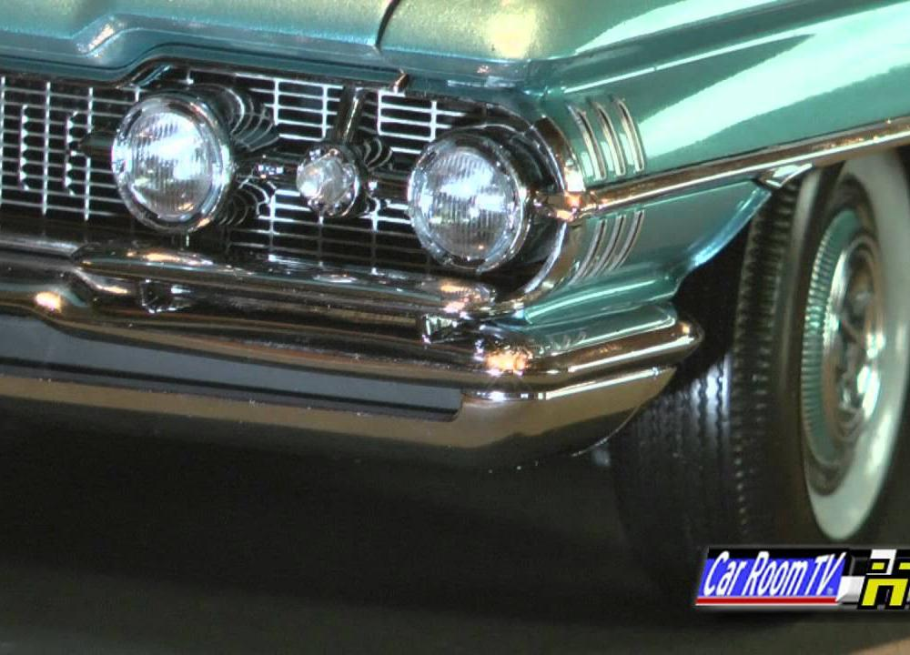 Sunstar 1:18 1959 Oldsmobile 98 Ragtop! - YouTube