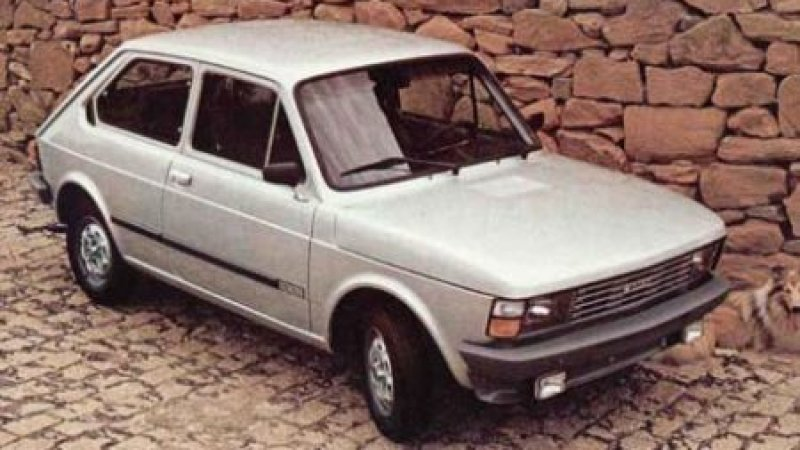 A bit of history: Fiat 147, the first mass-produced ethanol car ...