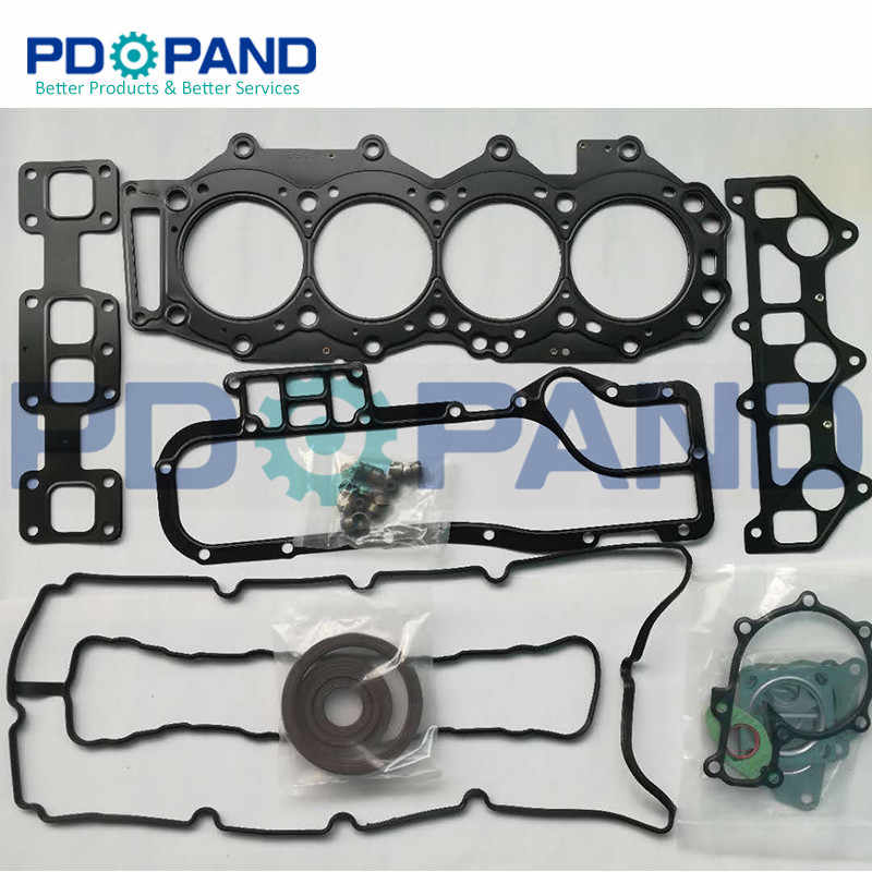 WE Full Engine Repair Gasket Kit for Mazda BT 50 pick up 2499cc ...
