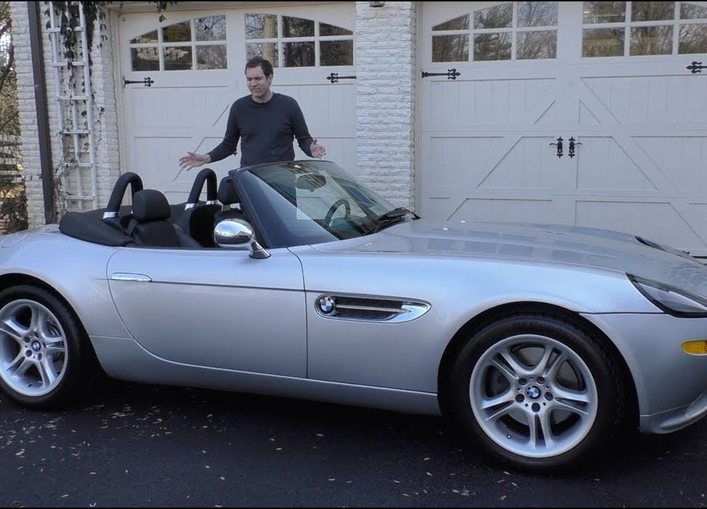 The BMW Z8 Has Appreciated And Sells For $200k - But Should You ...