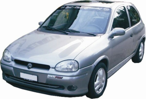 Bumpers Opel Corsa B Gsi Front