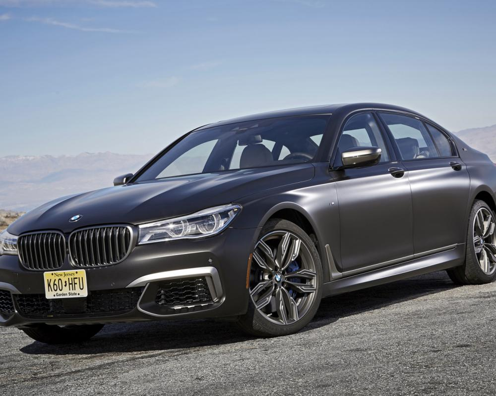 Caraganza Review 2017 BMW 760i xDrive: Not just another brick in ...