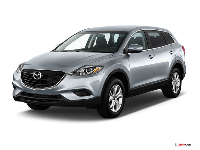 2013 Mazda CX-9: 171 Exterior Photos | U.S. News & World Report