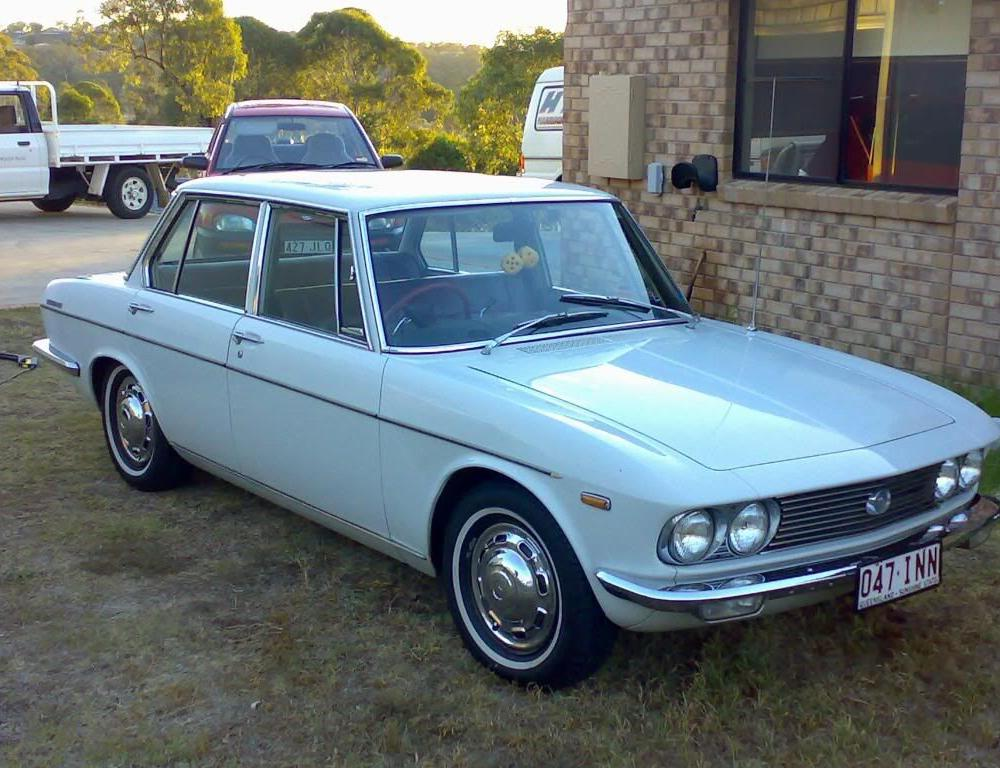 1965 - Mazda Luce 1500 Sedan | Mazda, High performance cars