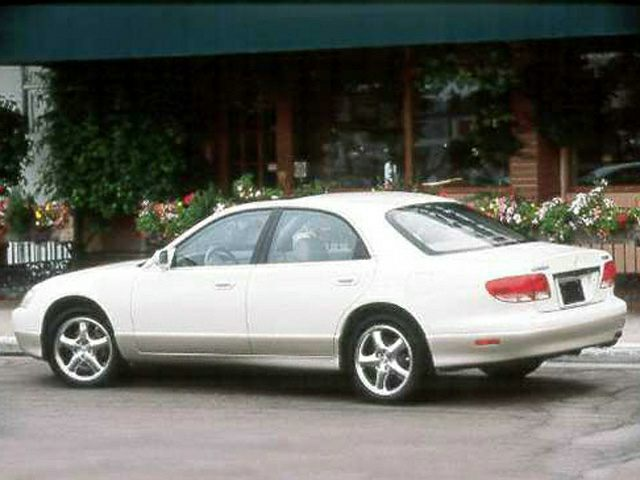 2001 Mazda Millenia Specs and Prices