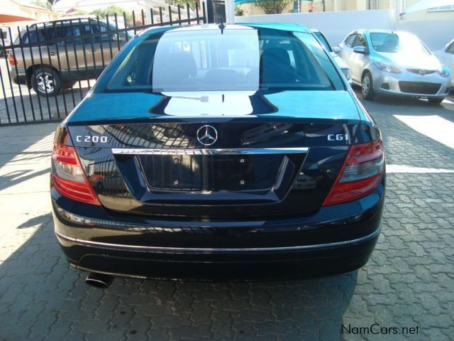 Used Mercedes-Benz C200 CGI BE AVANDGARDE | 2011 C200 CGI BE ...