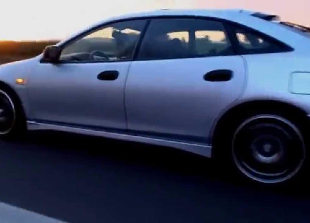 Club Artis Hatchback 323FBA CHILE - YouTube