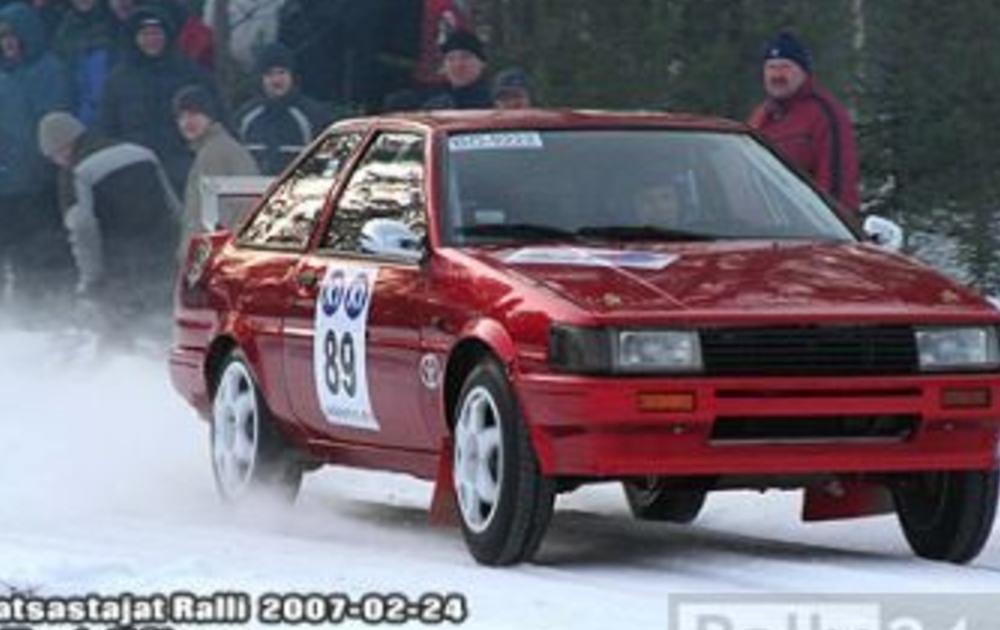 Toyota Corolla GT AE 86 / Rally cars for sale