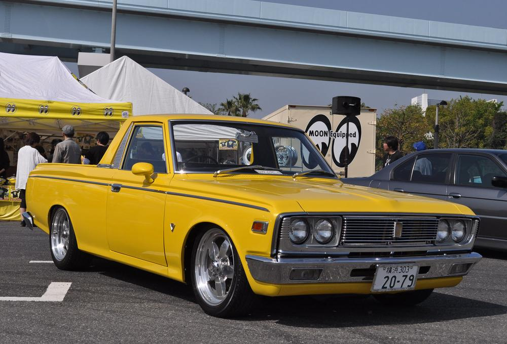 TOYOTA CROWN PICKUP - a photo on Flickriver