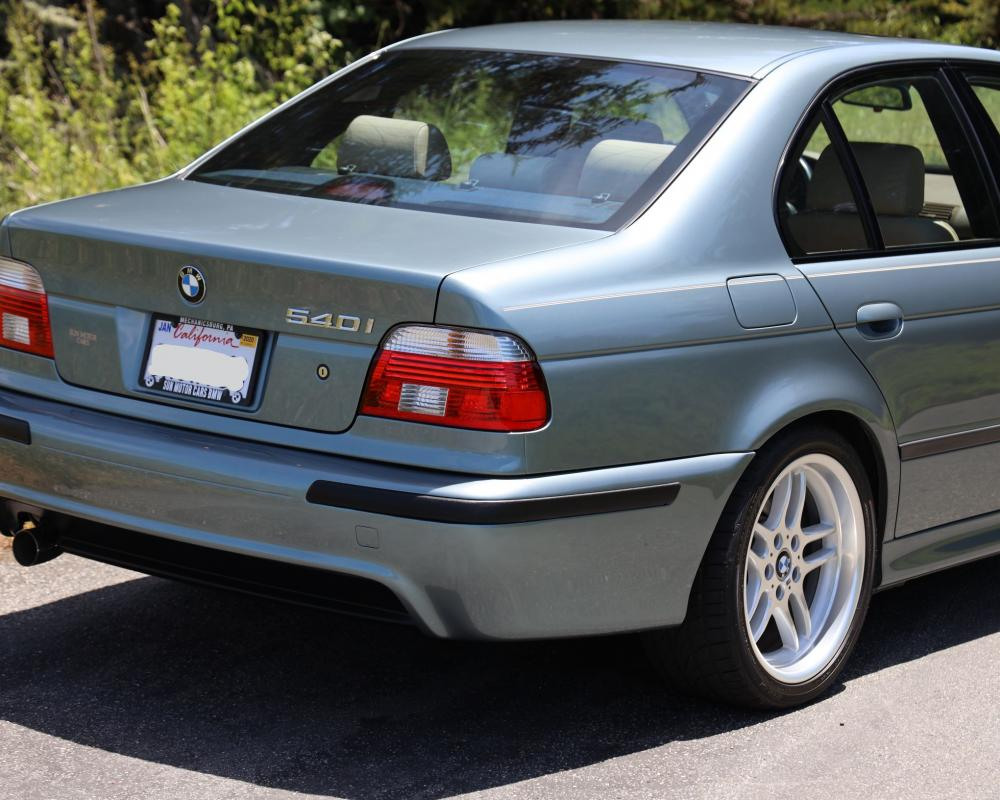 55k-Mile 2003 BMW 540i M Sport 6-Speed (With images) | Bmw ...