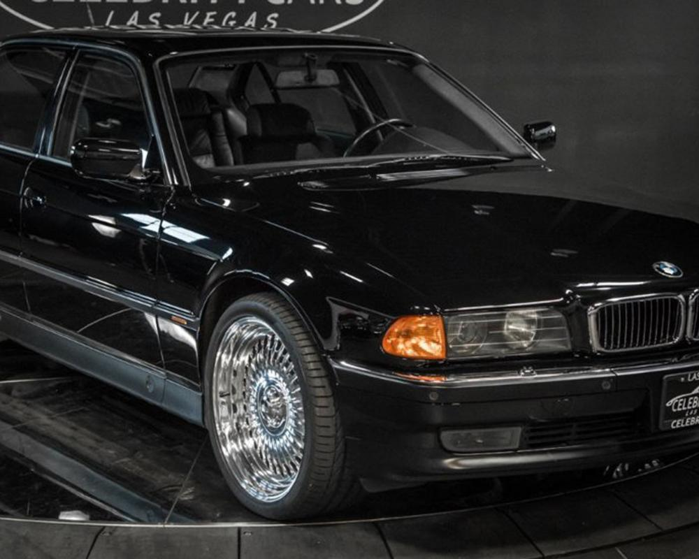 The BMW 750iL That Tupac Was Shot Still Available For Sale, Only ...