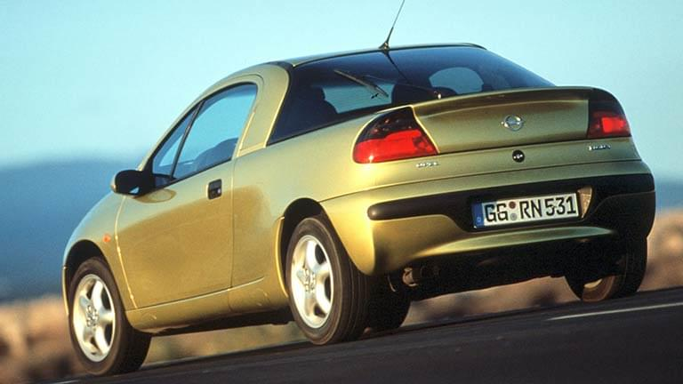 Opel Tigra - Infos, Preise, Alternativen - AutoScout24