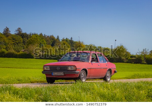 Germany August 11 2019 Opel Ascona Stock Photo (Edit Now) 1490752379