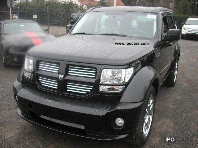 2011 Dodge Nitro SXT 4x4 with € - navigation - Car Photo and Specs