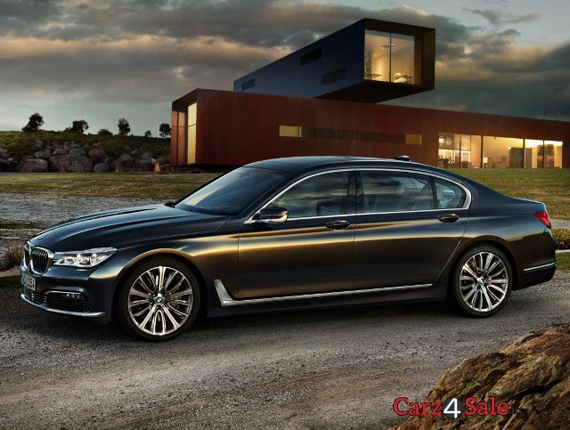 BMW 7-Series 730Ld M Sport price, specs, mileage, colours, photos ...