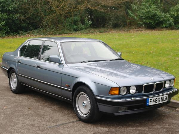 RE: BMW 750iL (E32): Spotted - Page 1 - General Gassing - PistonHeads