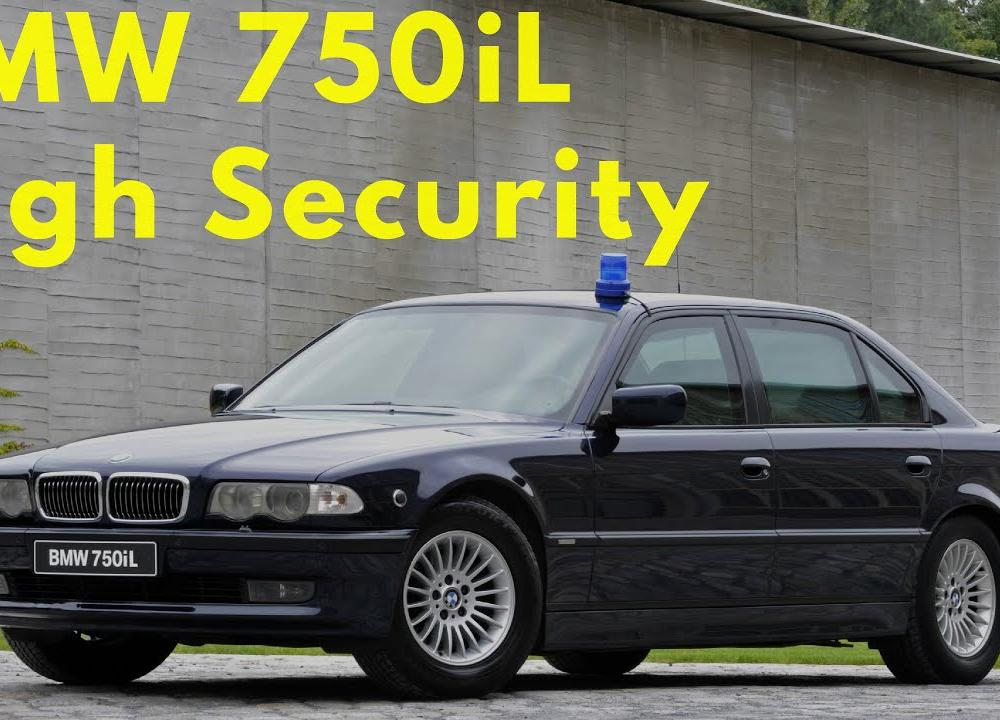 BMW 750iL E38 Bulletproof - Testing and Assembly - YouTube
