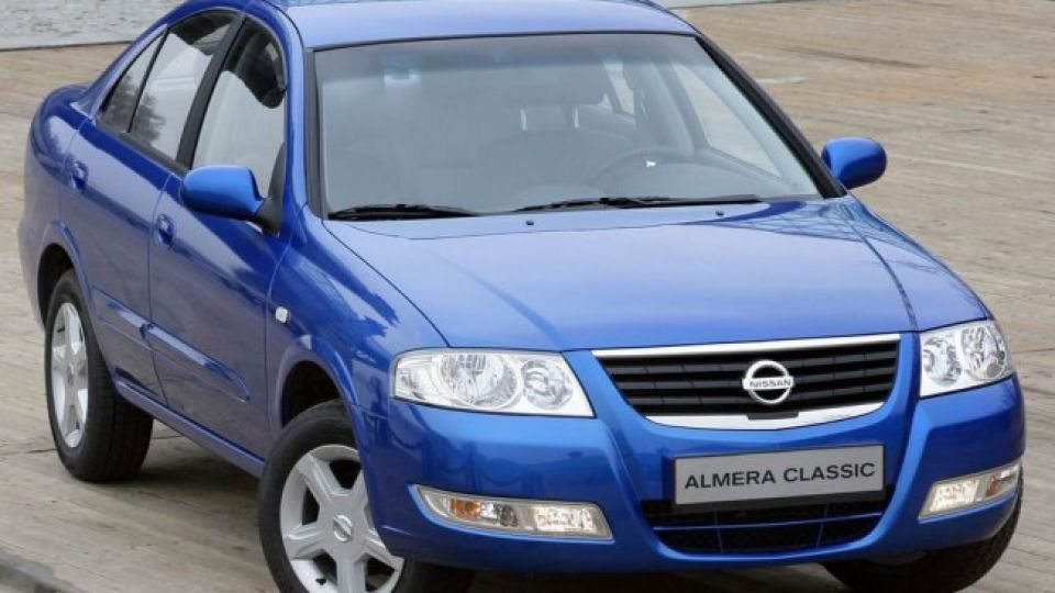 Nissan Almera classic sedan 2012, prices and equipment – CarsNB.com