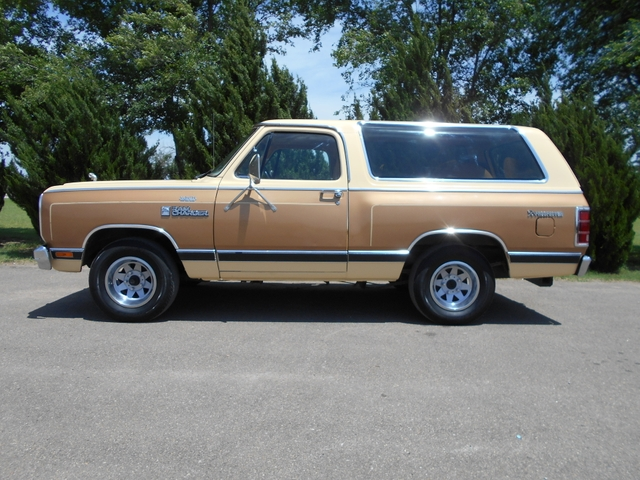 1985 Dodge Ram Charger Prospector Very Nice Used Runs Great - Nex ...