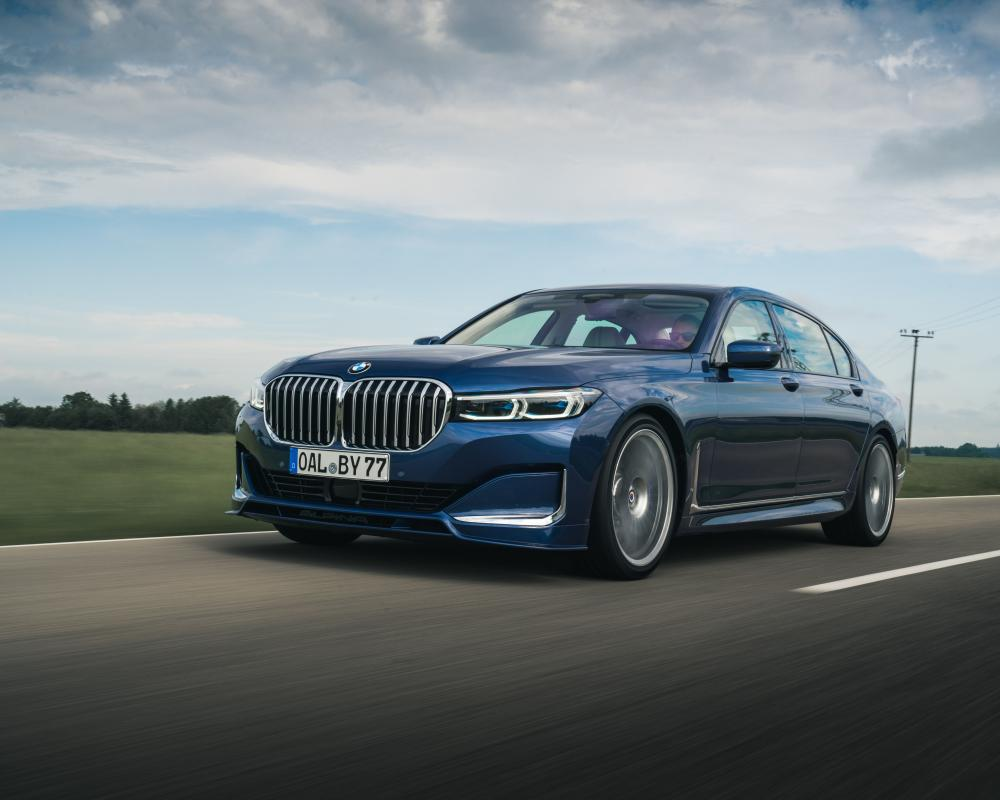 2020 BMW Alpina B7 Is the Ultimate 7-Series