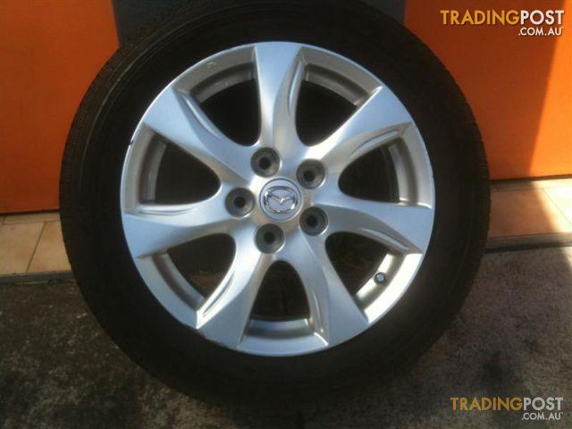 MAZDA-3-MAX-SPORTS-16-INCH-GENUINE-ALLOY-WHEELS