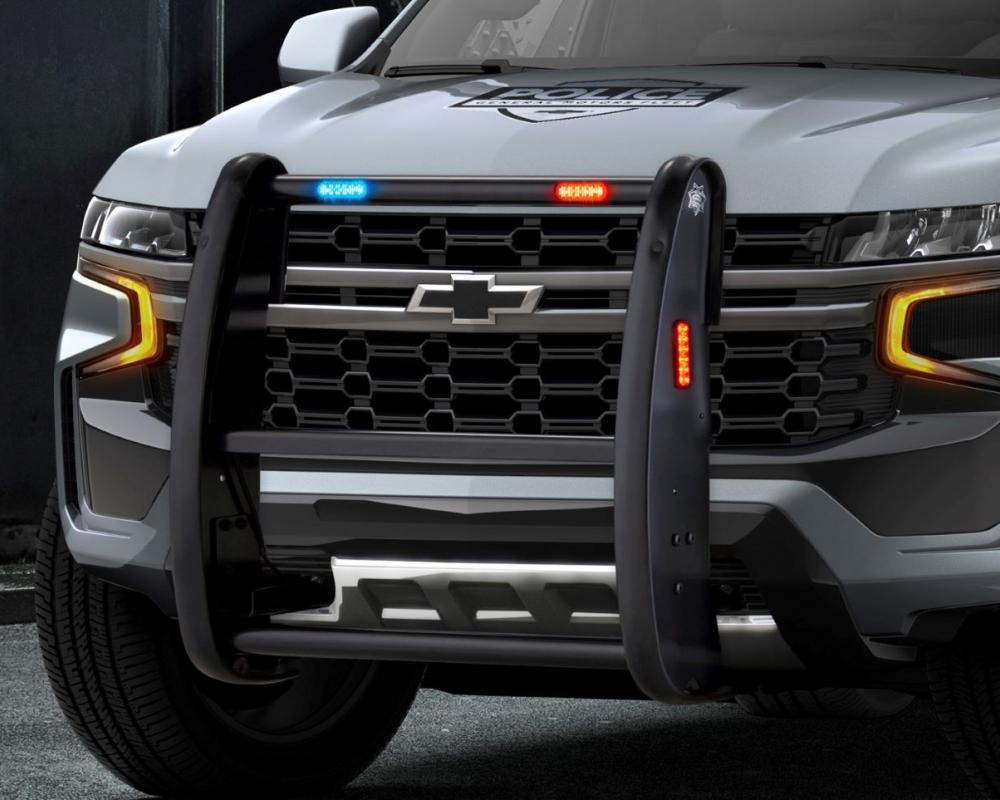 GM Introduces 2021 Chevrolet Tahoe PPV And SSV | GM Authority
