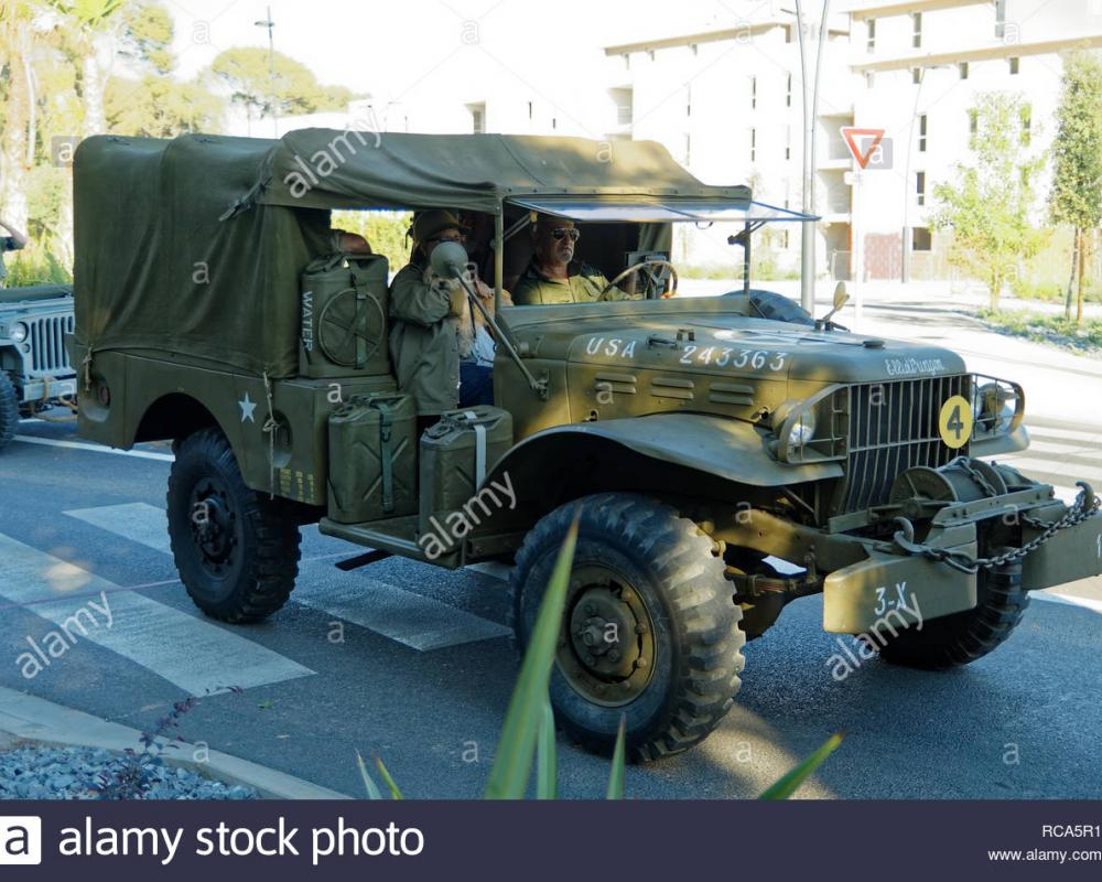 Dodge Wc 51 Stockfotos & Dodge Wc 51 Bilder - Alamy