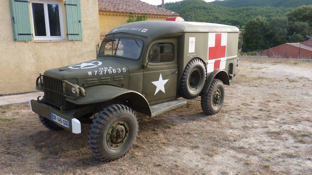 Dodge WC54 Ambulance 1943