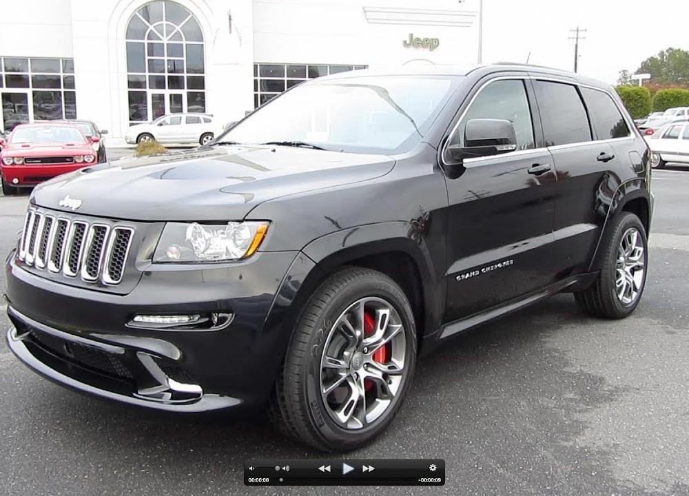 2012 Jeep Grand Cherokee SRT-8 Start Up, Exhaust, and In Depth ...
