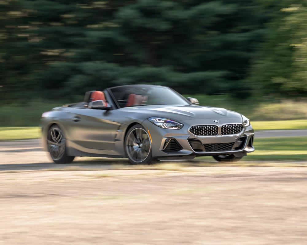 2020 BMW Z4 Review, Pricing, and Specs