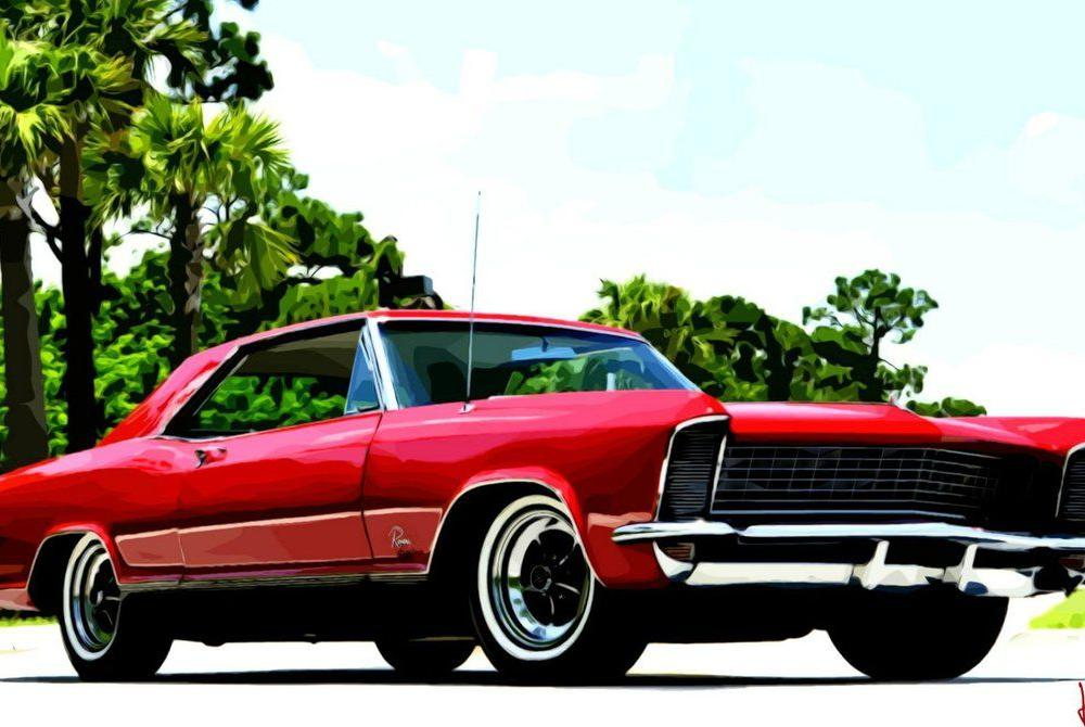 1965 Buick Riviera | 1965 Buick Riviera Grand Sport by julesmeijer ...