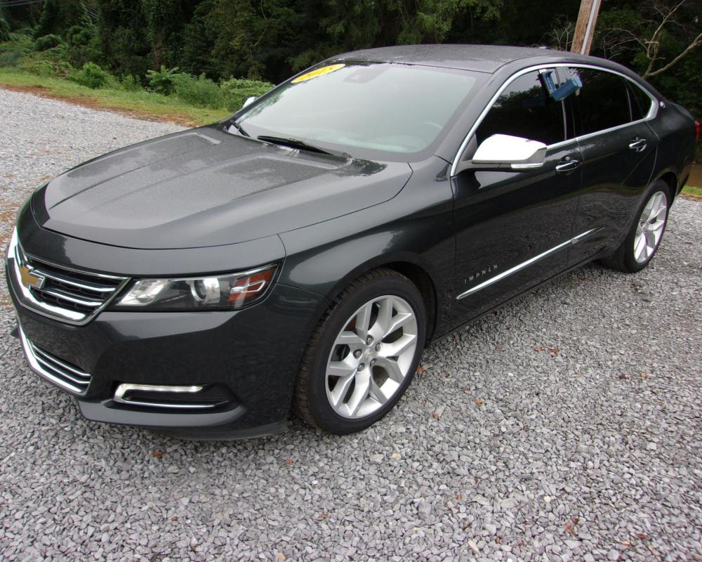 2015 Chevrolet Impala for sale in Harlan - 2G1165S34F9223995 ...