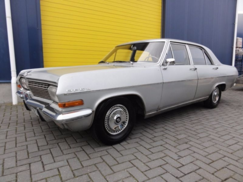 1965 Opel Admiral is listed For sale on ClassicDigest in Kleine ...