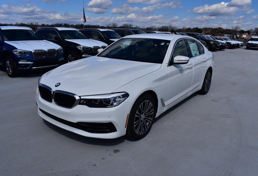 New 2020 BMW 5 Series 530i xDrive Sedan 4dr Car in Bridgeport ...