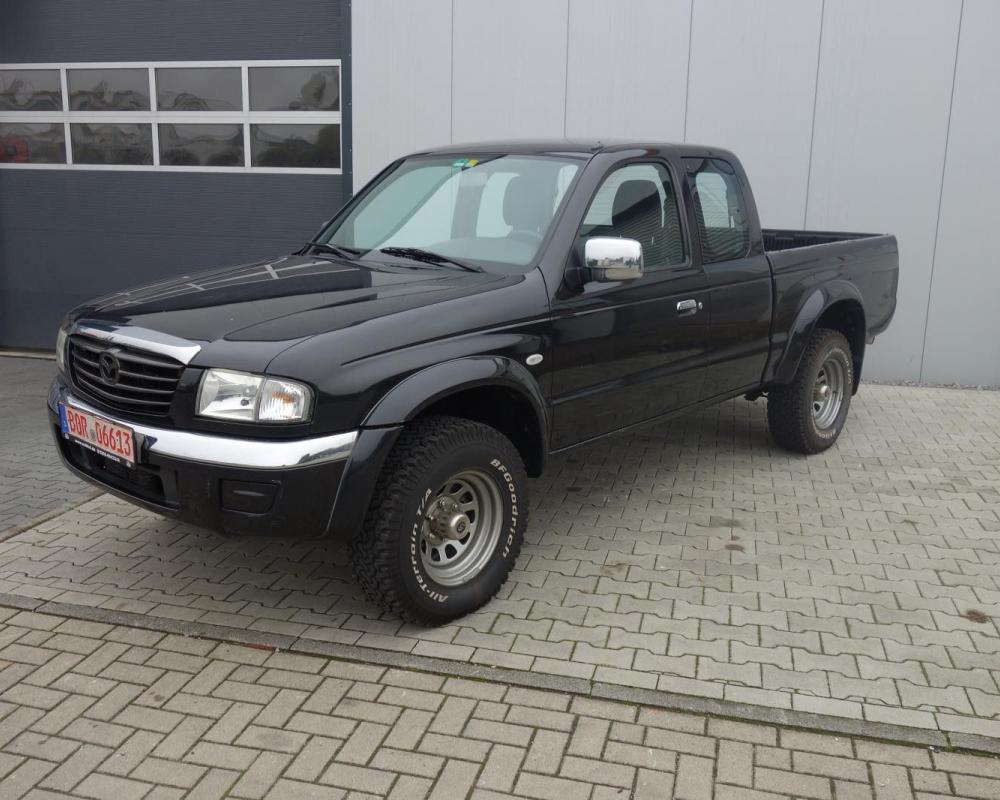 Mazda B2500 Pick Up (mit Bildern) | Ford ranger, Mazda, Pick up
