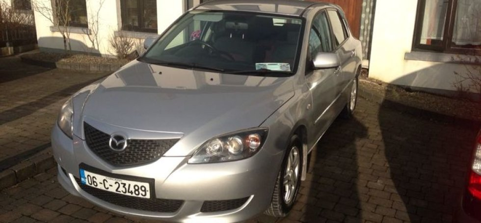 2006 Mazda 3 16 Touring For Sale in Claregalway, Galway from wilwia