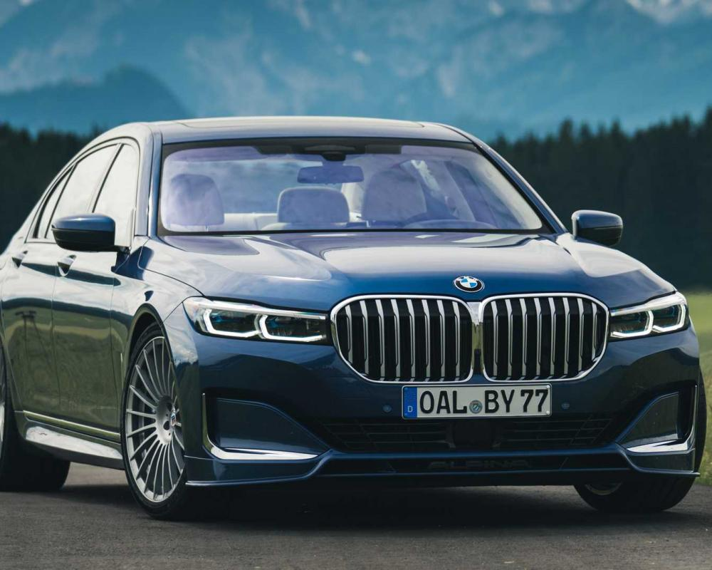 BMW ALPINA B7 News and Reviews | Motor1.com