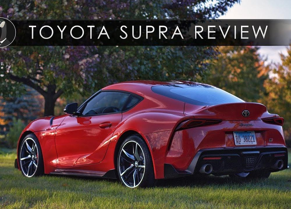 2020 Toyota Supra Review | Judgement Day - YouTube