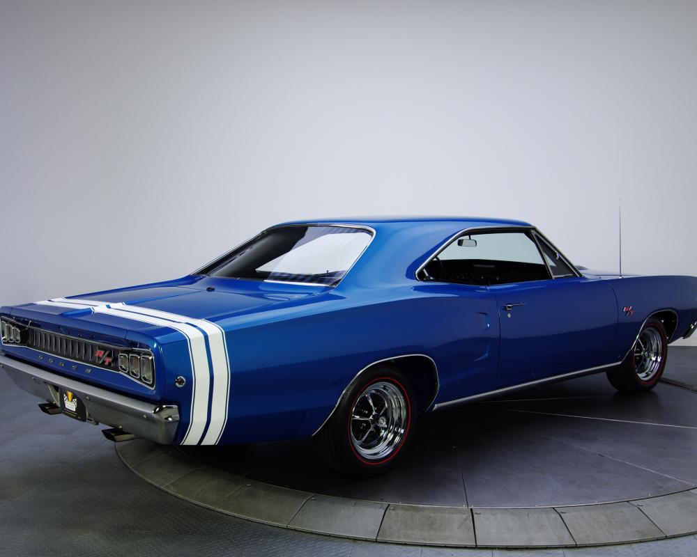 1968 Dodge Coronet R-T Hardtop Coupe WS23 muscle classic g ...