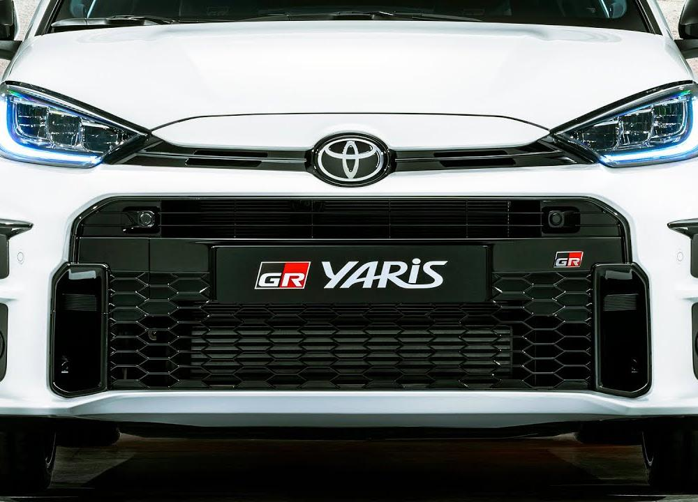Toyota GR Yaris 2020 – The Clio RS killer? - YouTube