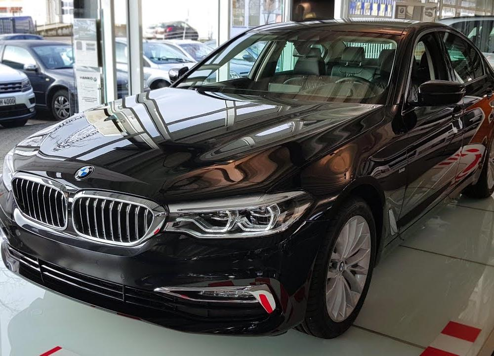 2018 BMW 530i Limousine Luxury Line - YouTube