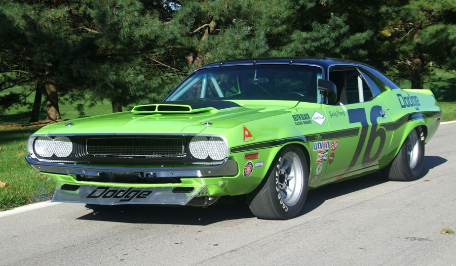 1970 Dodge Challenger T/A - American Car Collector