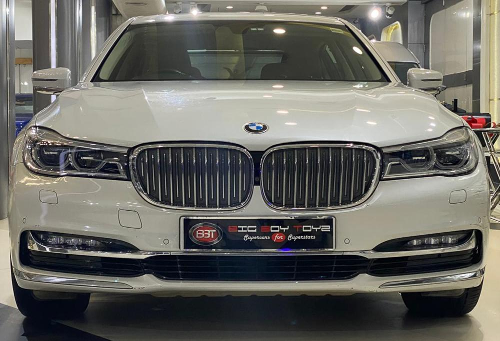 Buy Used BMW 7 Series Cars for Sale in Delhi, India
