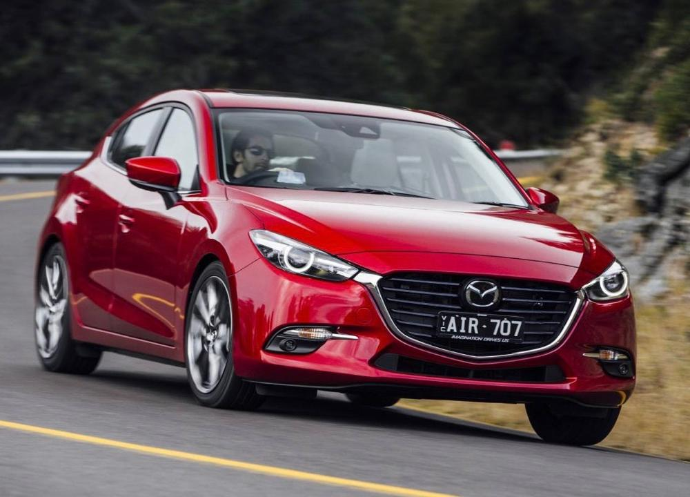 New Mazda 3 update: minimal changes leave engines untouched ...