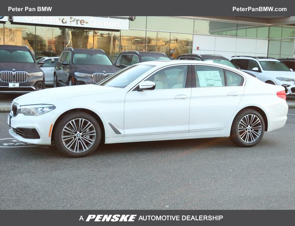 New 2020 BMW 5 Series 530i Sedan in San Mateo #B38834 | Peter Pan BMW