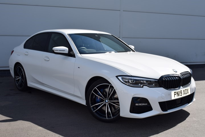 2019 (19) BMW 3 SERIES 330i M Sport 4dr Step Auto