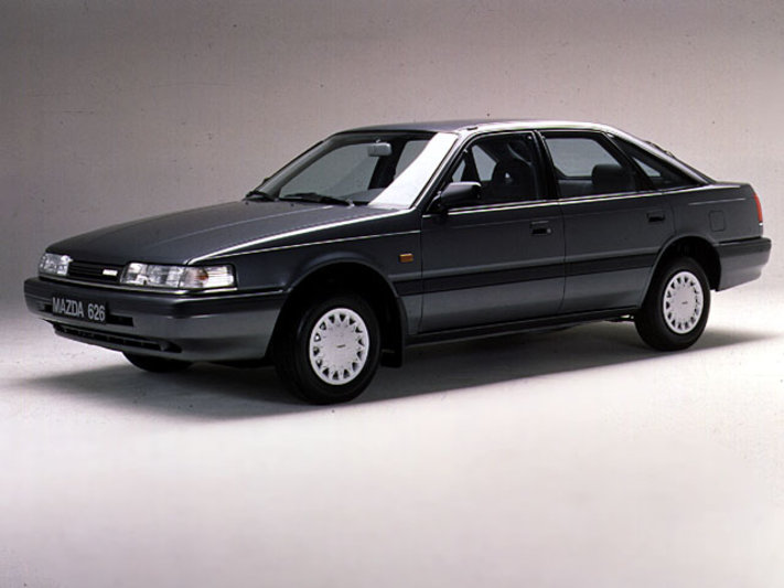 Mazda 626 1.8 GLX models specifications | Auto Types