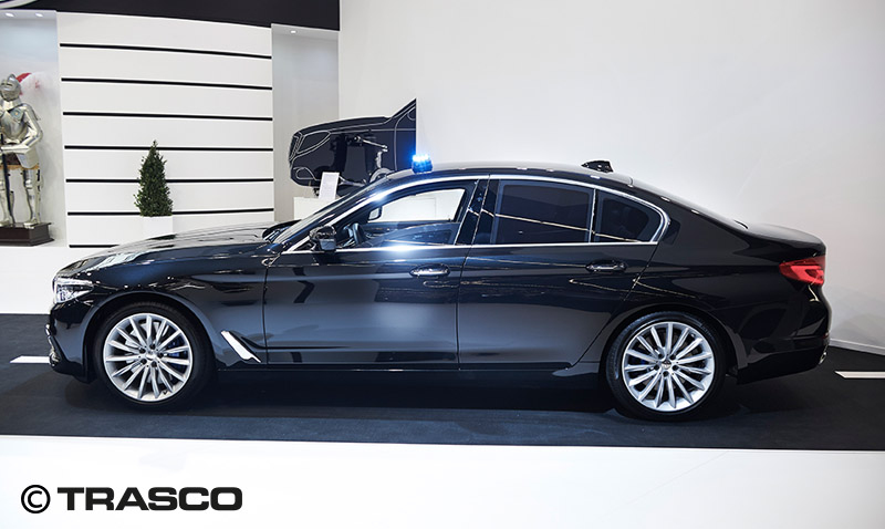 based on BMW 5 Series - Trasco-Bremen