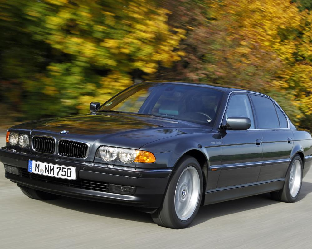 1994→2001 BMW 750iL | BMW | SuperCars.net